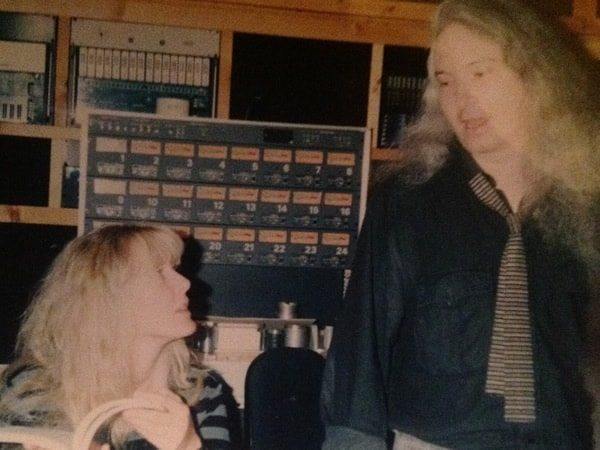 Lorraine Crosby and Jim Steinman